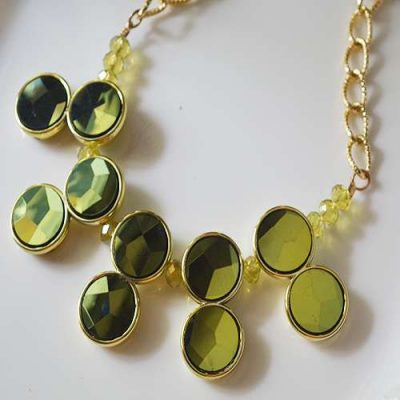 Golden Necklace for Women