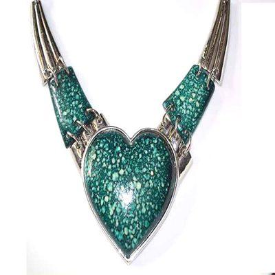 Blue Necklace Set for Women