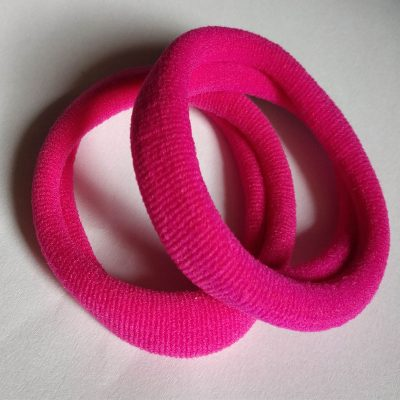 Trendilook Broad Rubberband Set of Two for Ladies
