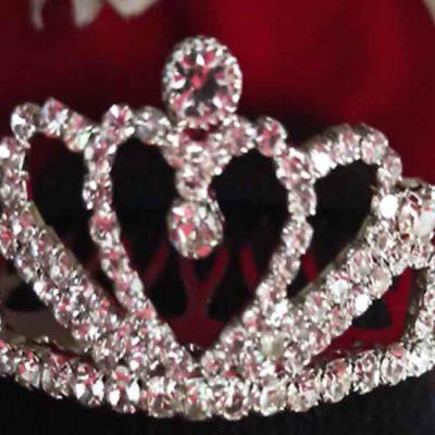 Trendilook Kids Silver Tiara/Crown