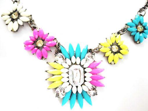 MultiColor-Necklace-Set-For-Women