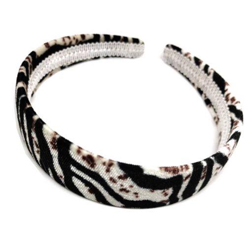 Trendilook Broad Leopard Print Hairbands 03