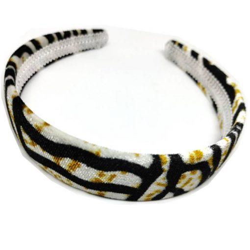 Trendilook Broad Leopard Print Hairbands 02