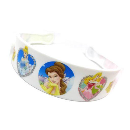 Trendilook White Princess Heart Theme Hairband for Cute Princess
