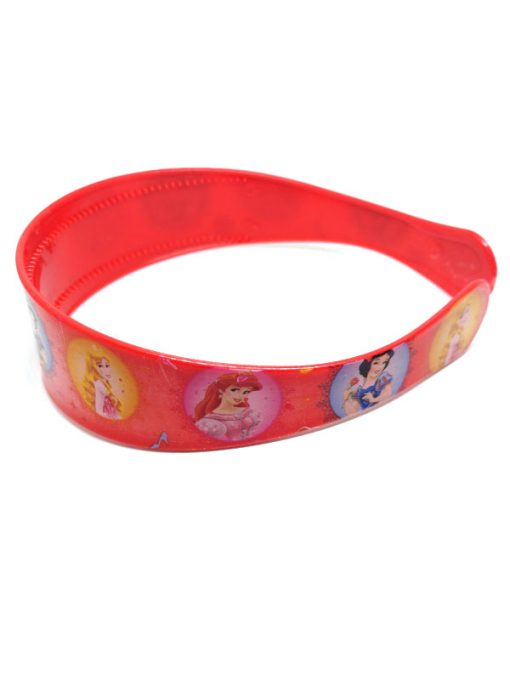 Trendilook Red Princess Circle Theme Hairband for Cute Princess