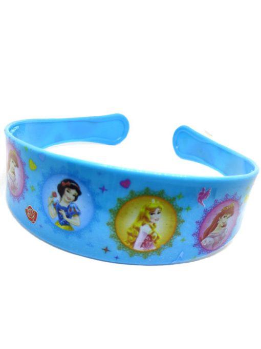 Trendilook Blue Princess Circle Theme Hairband for Cute Princess