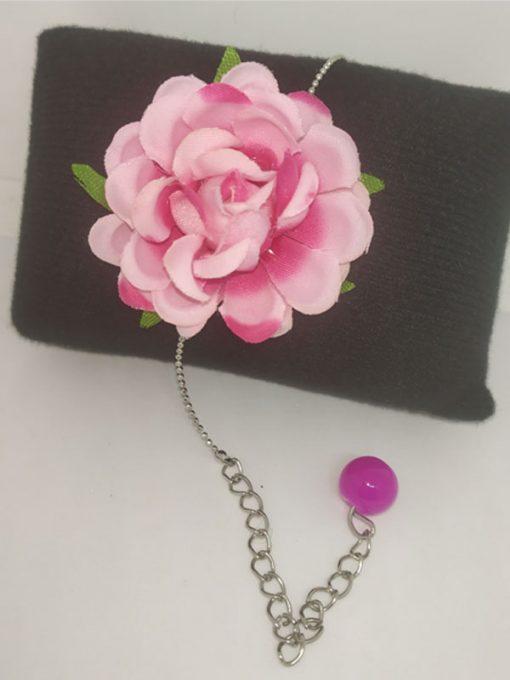 Trendilook Flower Cute Adjustable Bracelet For Ladies and Girls