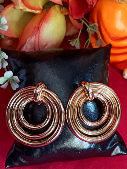 Trendilook Party Wear Looped Earring