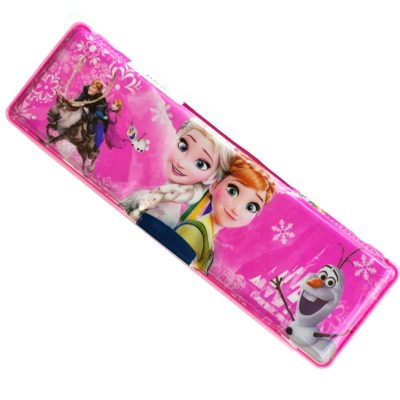 Trendilook Frozen Theme Magnetic Dual Side Small Size Pencil Box