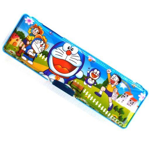 Trendilook Doremon Magnetic Dual Side Small Size Pencil Box