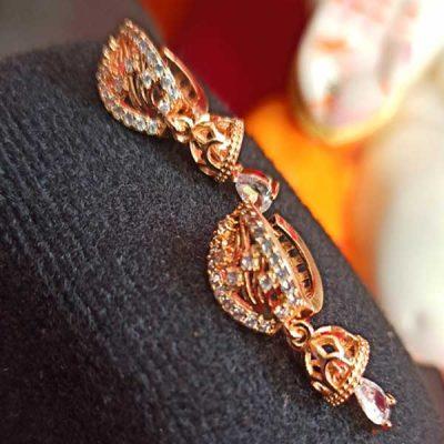 Trendilook AD Cute Jhumki Earring