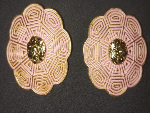 Trendilook Stud Metallic Earring